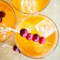 Sparkling Chimayo Cocktail