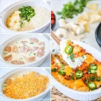 Jalapeño Popper Chicken and Rice • The Pinning Mama