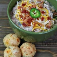Jalapeno Popper Turkey Chili Recipe