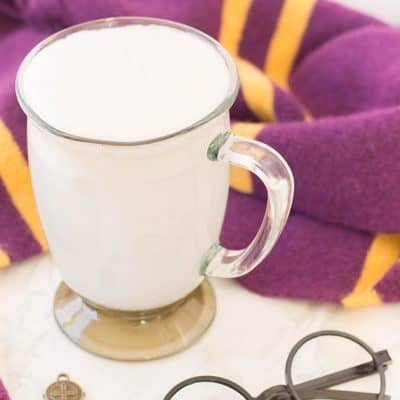 Make your own easy Butterbeer