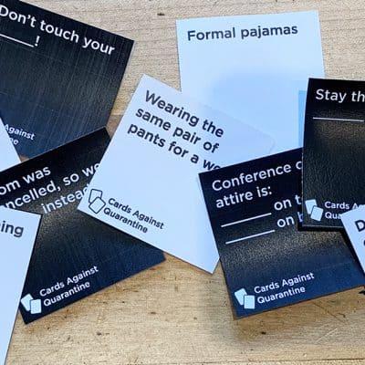 Cards Against Quarantine (Free Download)